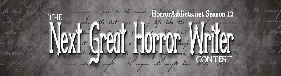 The Next Great Horror Writer Contest